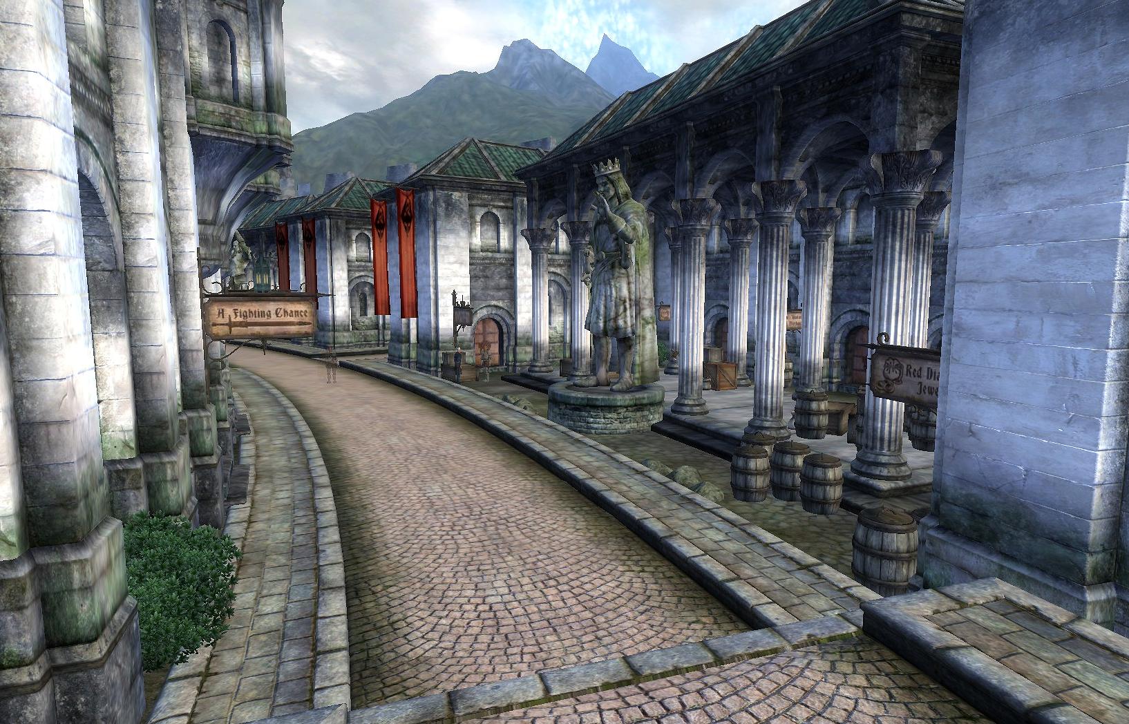 Merchants (Oblivion)