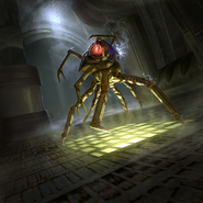 Reconstructed Spider card art
