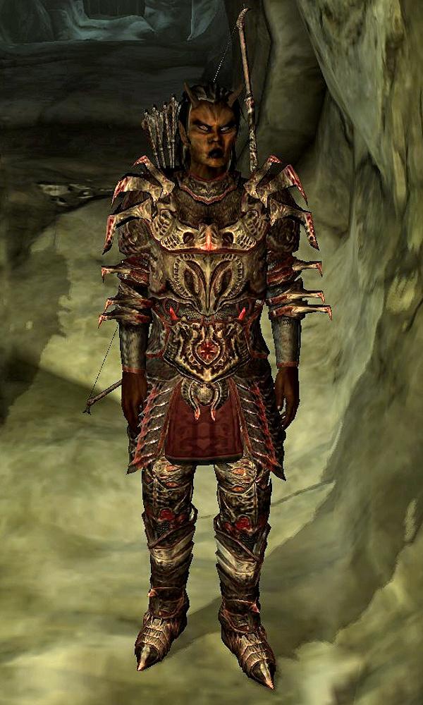 Dremora Archer (Oblivion)