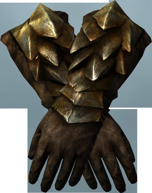 Miraak's Gloves