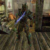 Thalmorski wojownik (Skyrim)