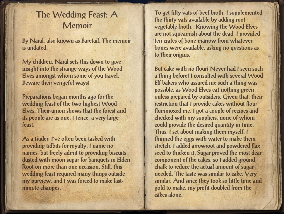 The Wedding Feast: A Memoir