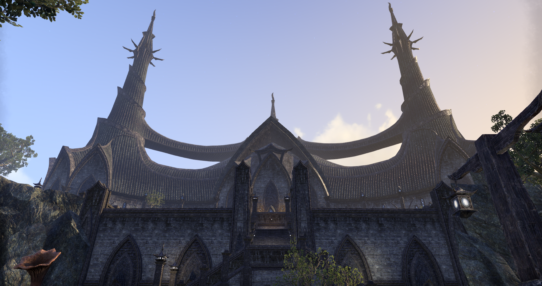 Mournhold Temple (Online)
