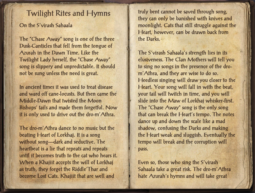 Twilight Rites and Hymns