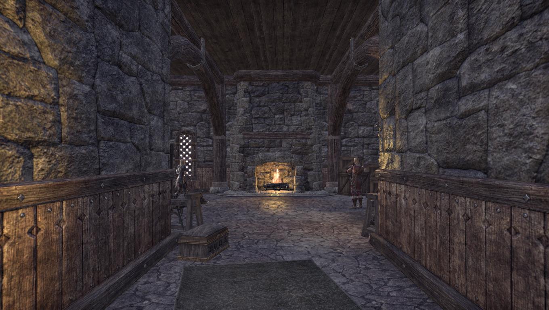 Казармы форта Амол