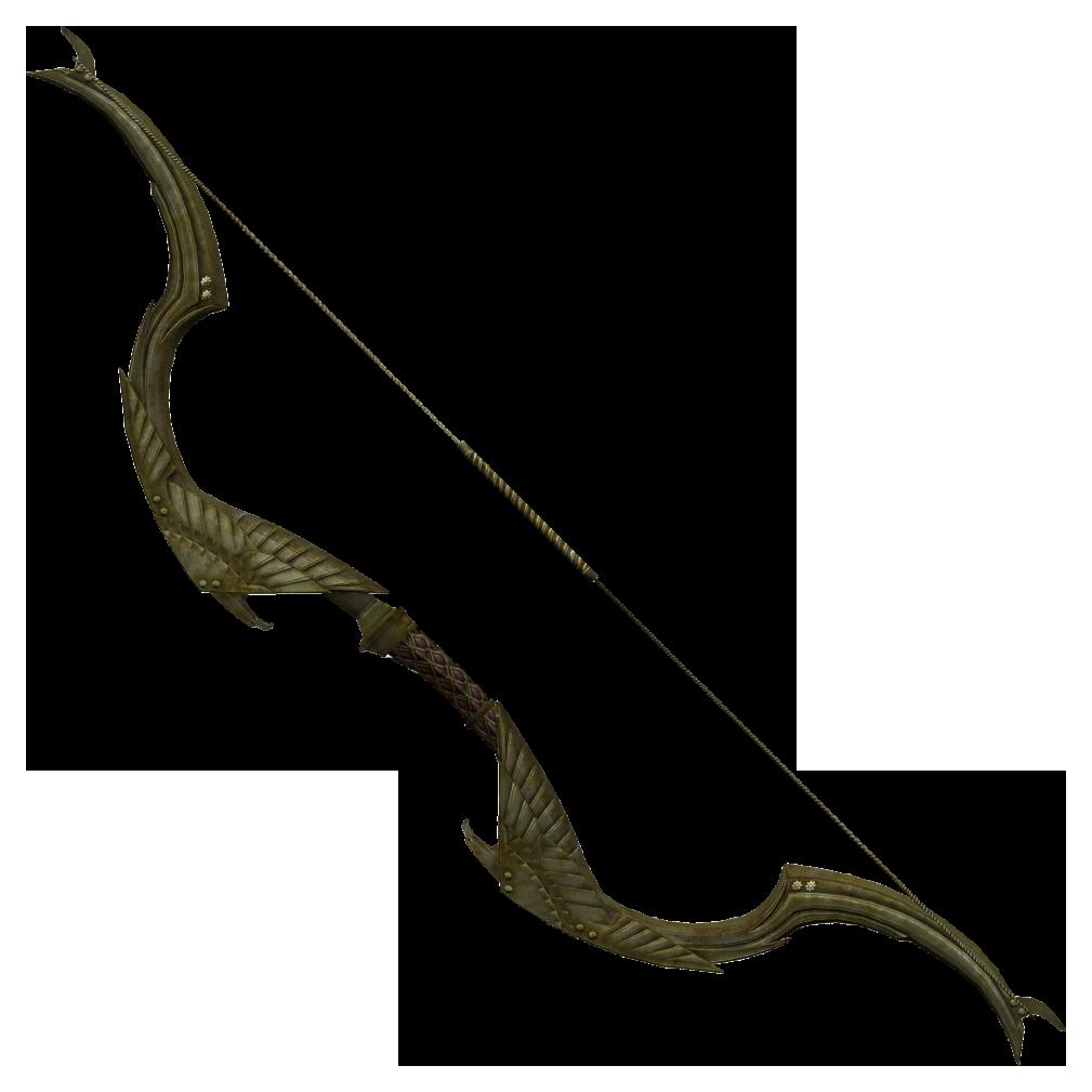 Эльфийский лук (Skyrim)