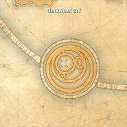 Clockwork City ESO World Map