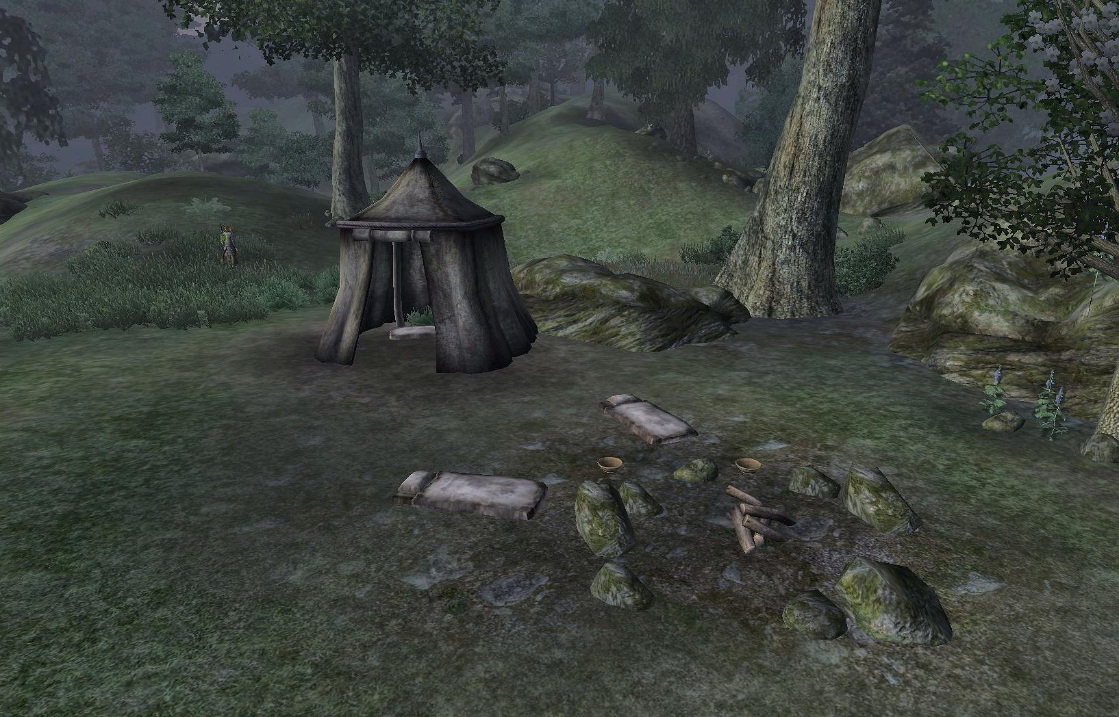 Trossan Camp
