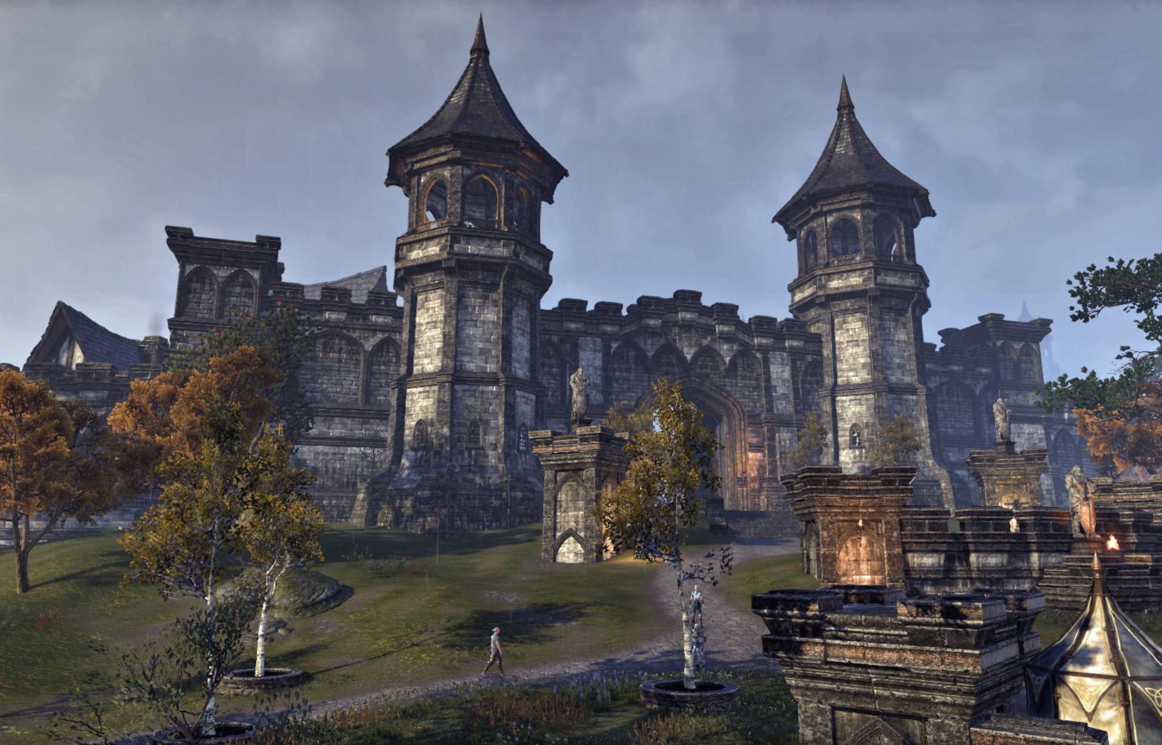 Siege of Wayrest (2E 542)