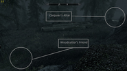 Woodsman's Friend Location