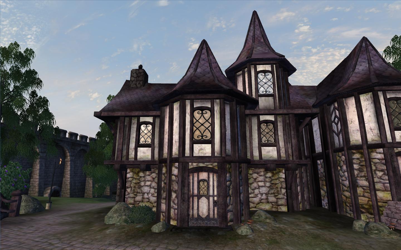 Дом Ллеваны Недарен