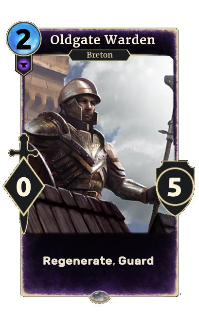 Oldgate Warden