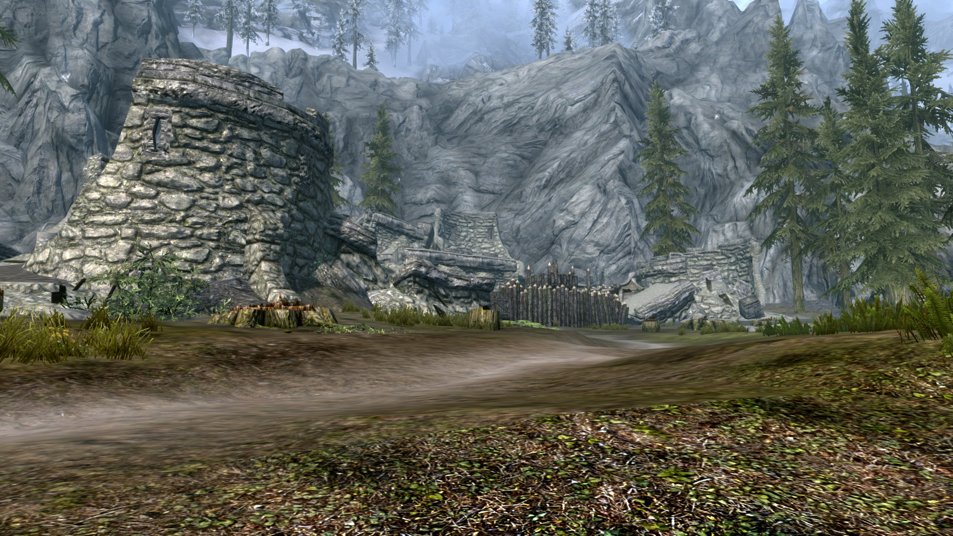 Крепость Треснувший Бивень