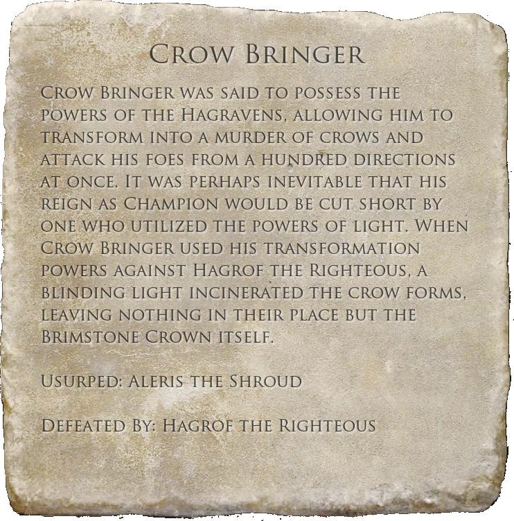 Crow Bringer