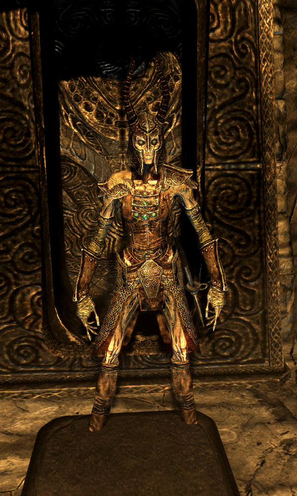 Gatekeeper (Dragonborn)