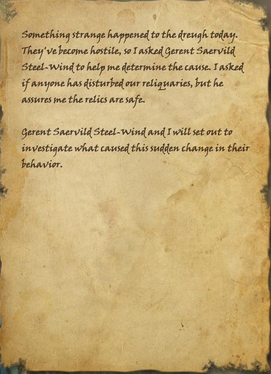 Tree-Minder's Journal