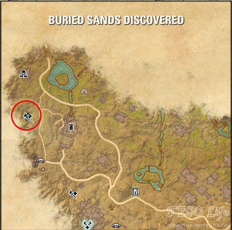 Buried Sands