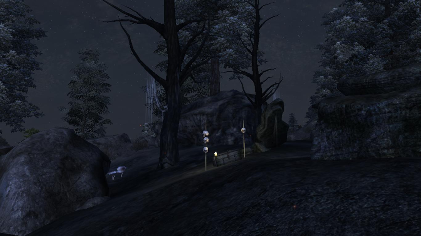 The Dark Grove