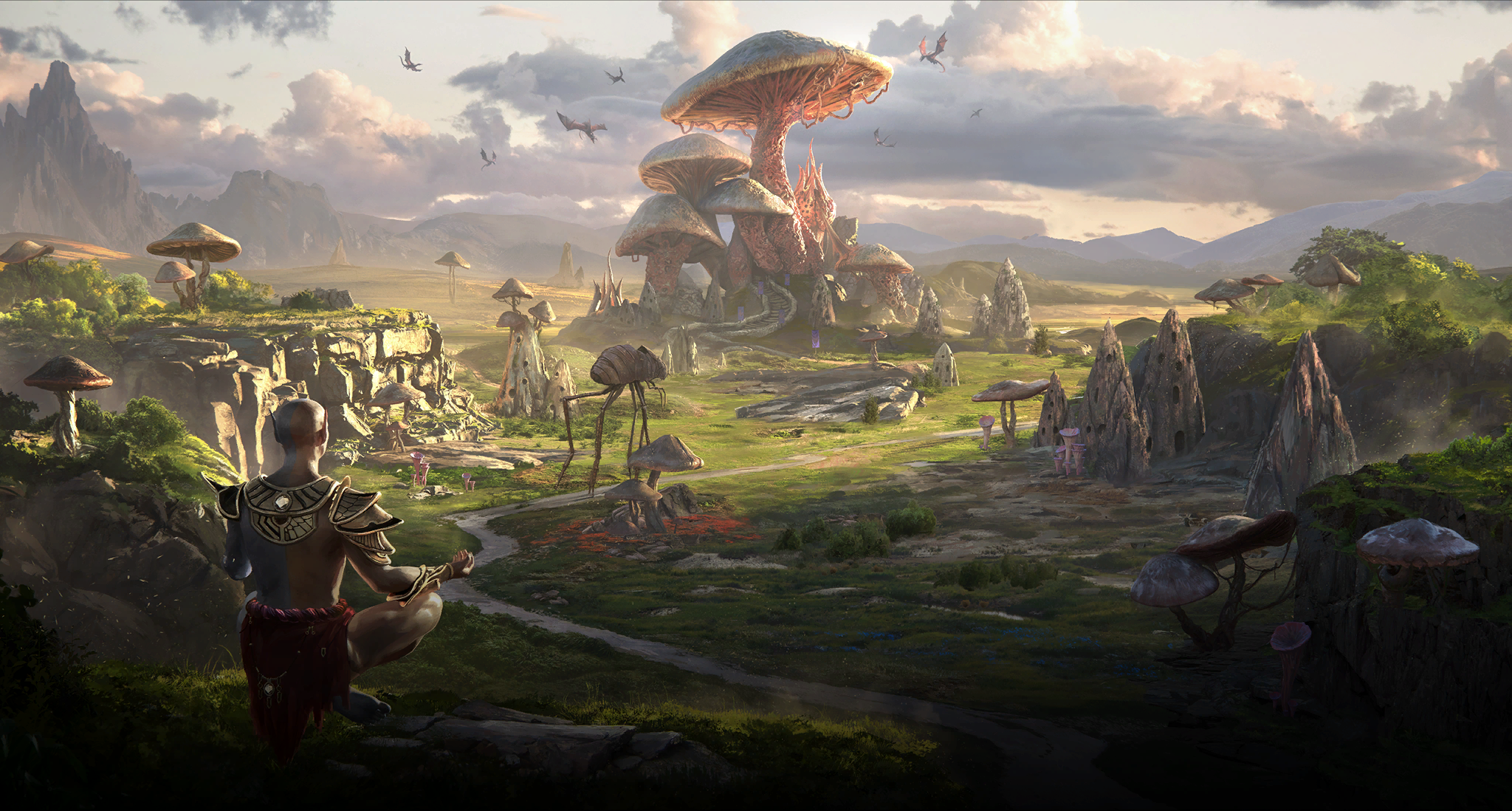 Houses of Morrowind