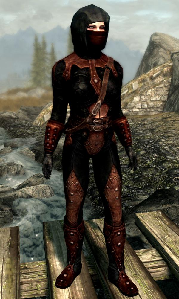 Ancient Shrouded Armor