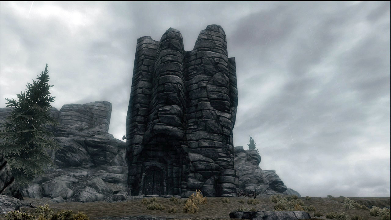 Sundered Towers