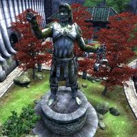 Статуя Морихауса