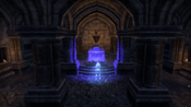 A Step Back in Time Crypt
