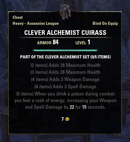 Clever Alchemist