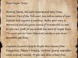Invitation to Morrowind