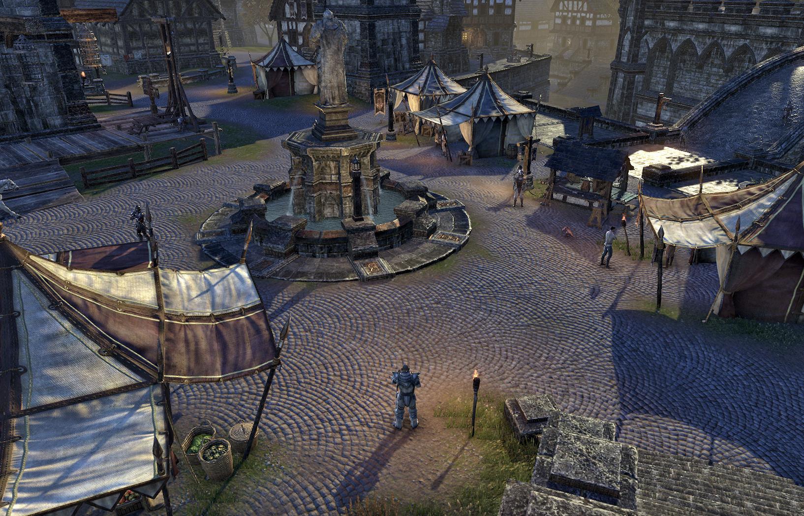 Merchant District