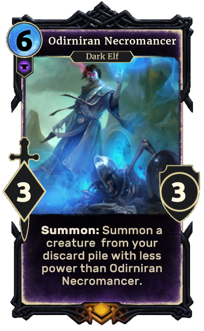 Odirniran Necromancer