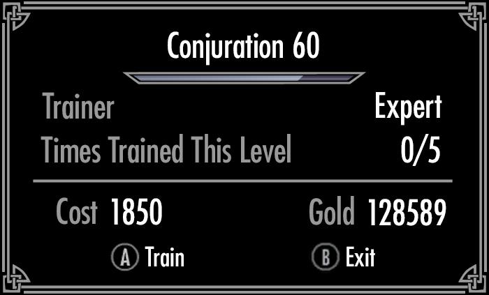 Skills (Skyrim)