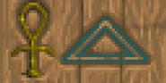 The School of Julianos (symbol) (Daggerfall)