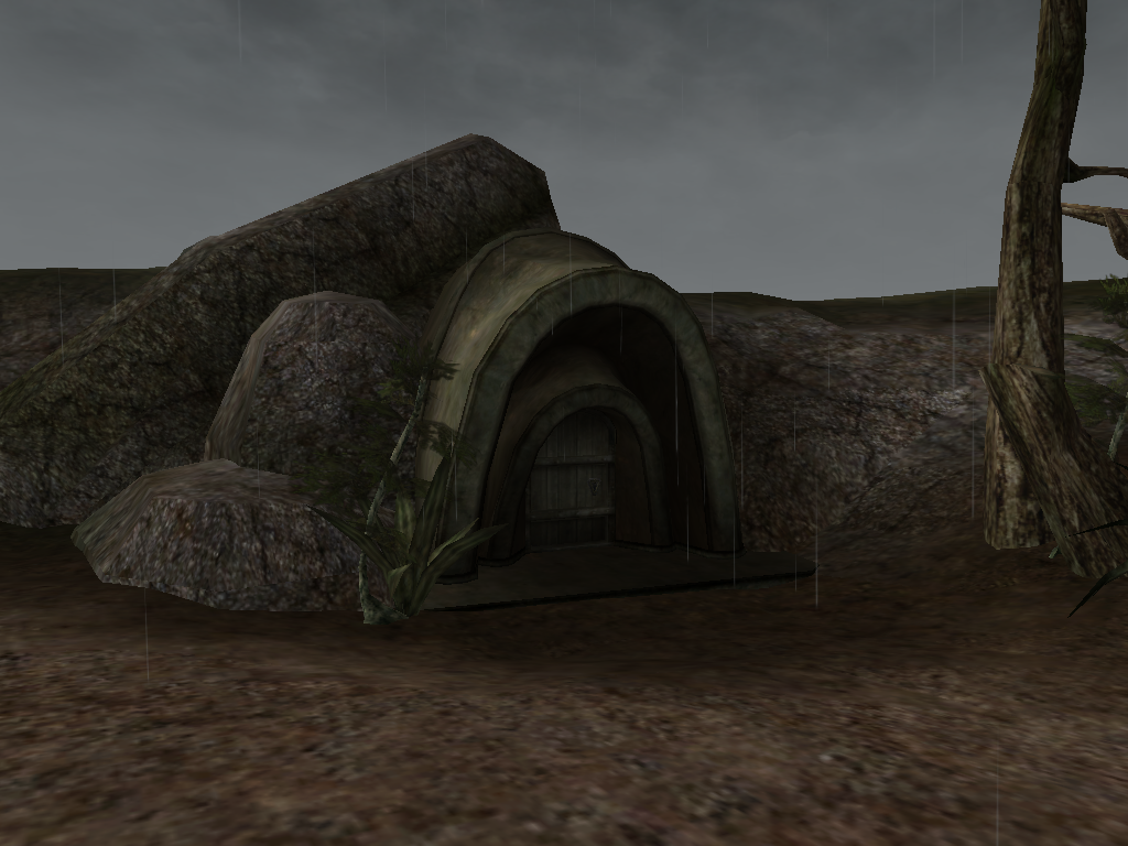 Veloth Ancestral Tomb (Morrowind)