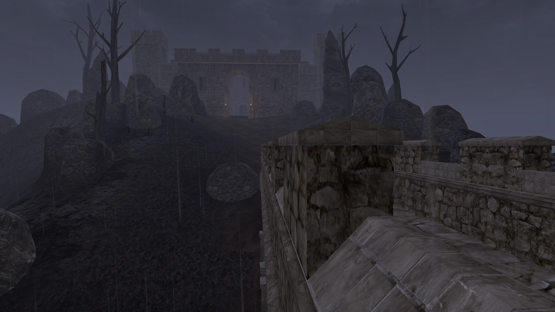 The Elder Scrolls III: Siege at Firemoth