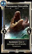 Ravenous Crocodile DWD