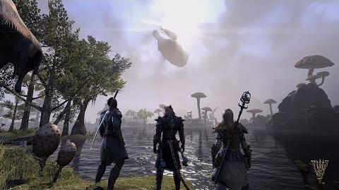 The Elder Scrolls Online Morrowind – официальный видеоролик запуска игры