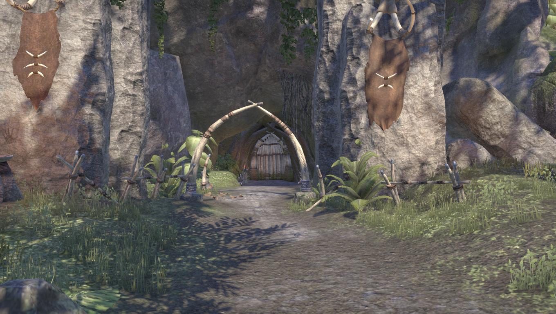 Священная пещера
