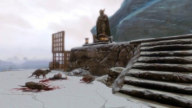 Святилище Талоса — Последний Оплот Илас-Теи
