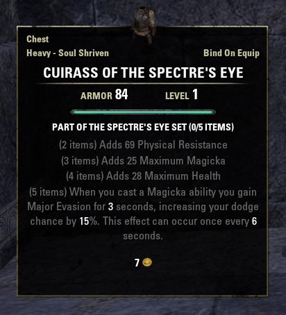 Spectre's Eye