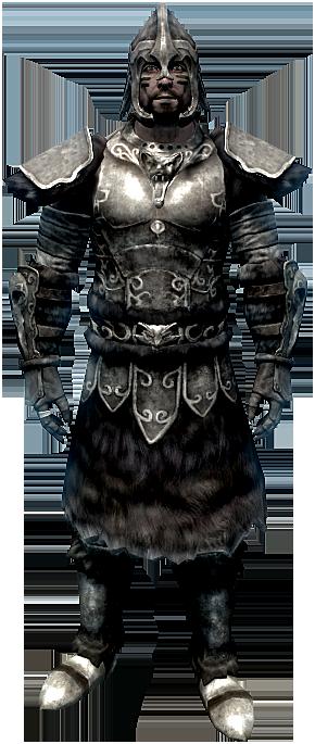Волчий доспех (Skyrim)