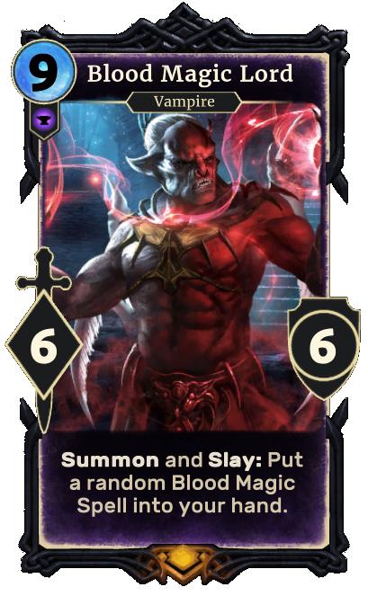 Blood Magic Lord
