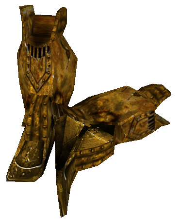 Dwemer Boots