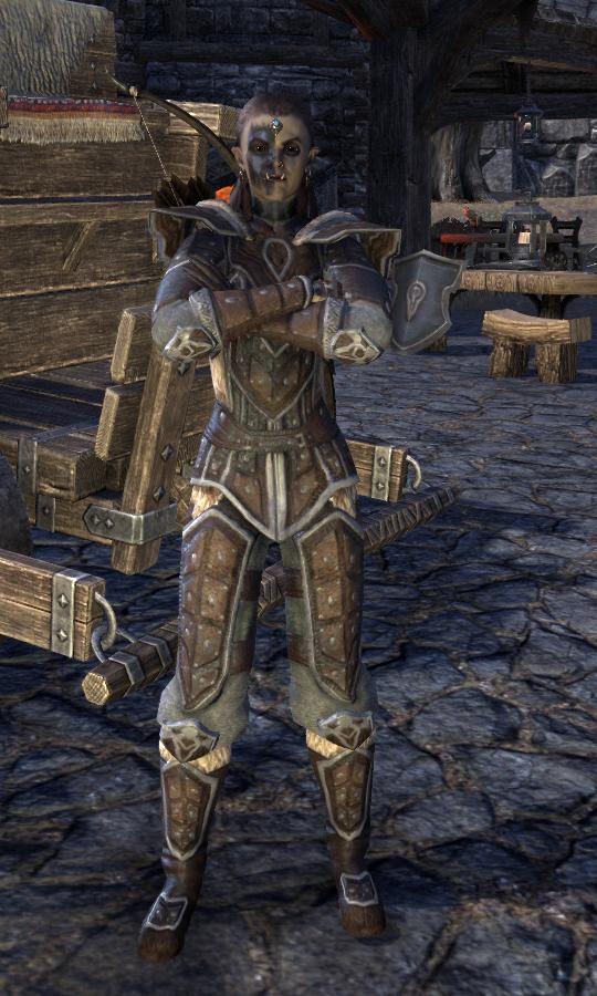 Forge-Wife Kharza