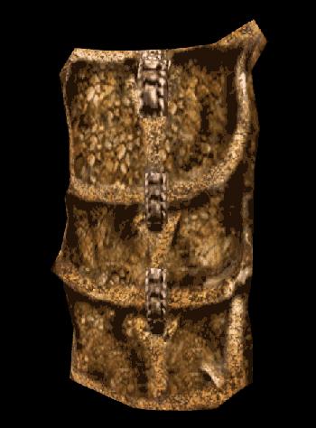 Hlaalu Guard Shield