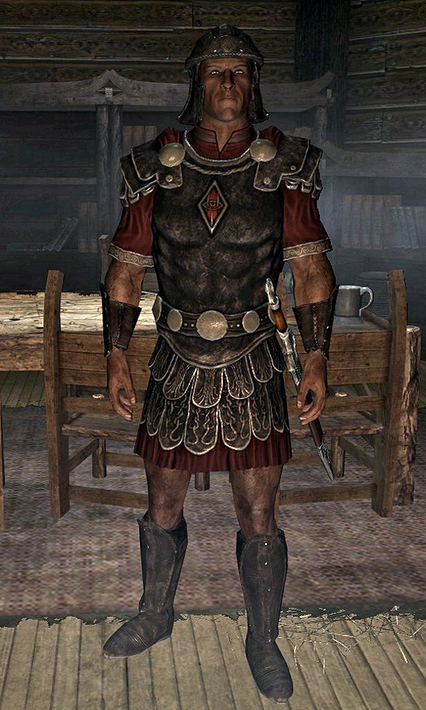 Lieutenant Salvarus