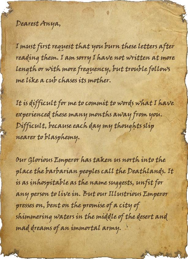 Targa's Note