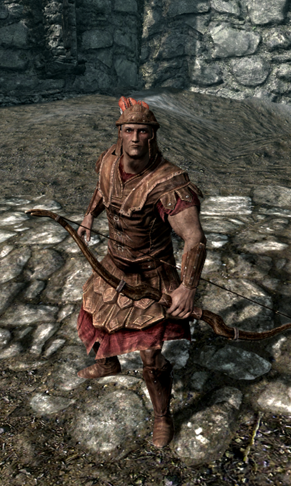 Imperial Archer (Skyrim)