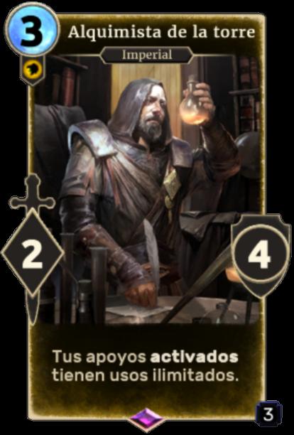 Alquimista de la torre