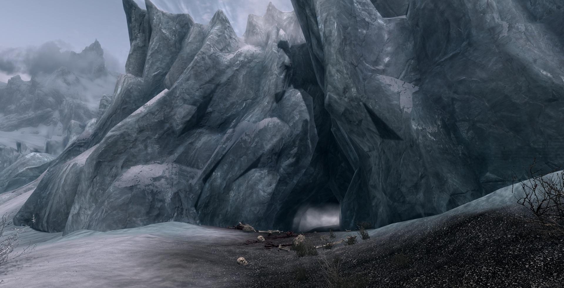 Пещера Холодный Берег
